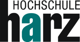 [Translate to English:] Logo Hochschule Harz